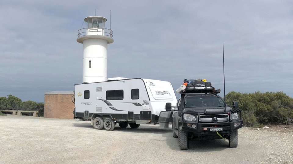 caravan travel in australia great people to follow for