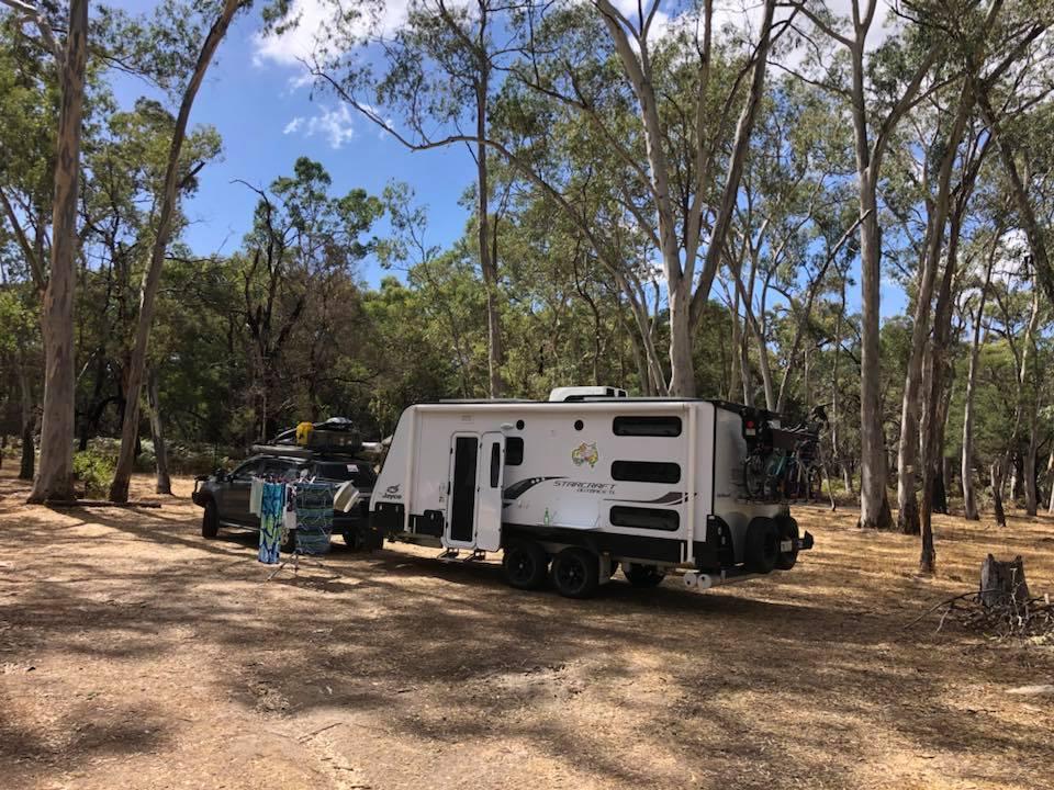 caravan australia