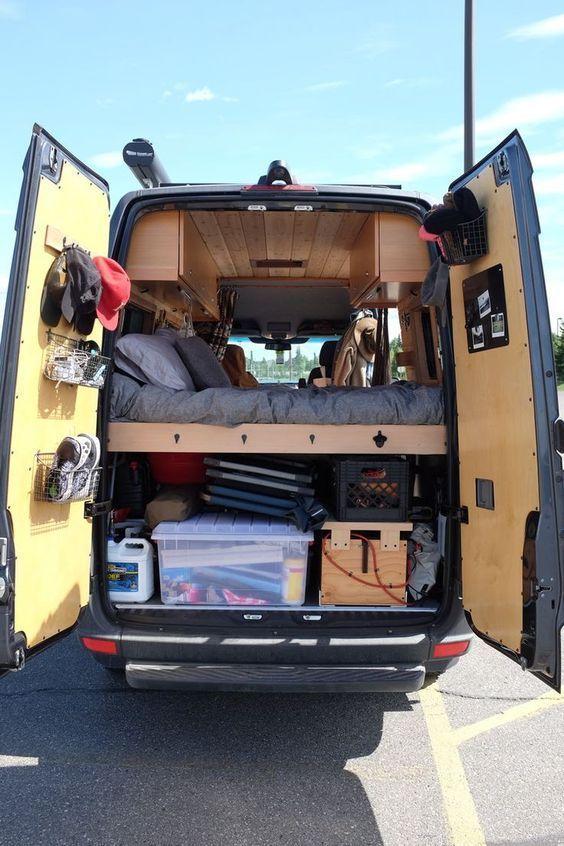21 Inspiring campervan conversions that are GOALS