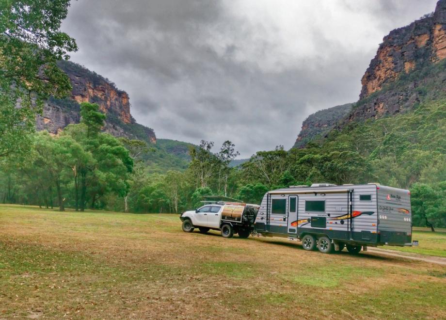 Caravan travel australia