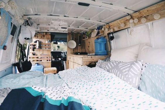 21 Inspiring campervan conversions that are GOALS