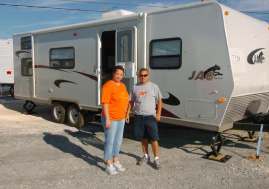 Repairing and servicing your caravan, motorhome, campervan