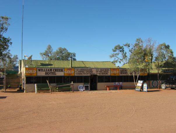 caravan pub