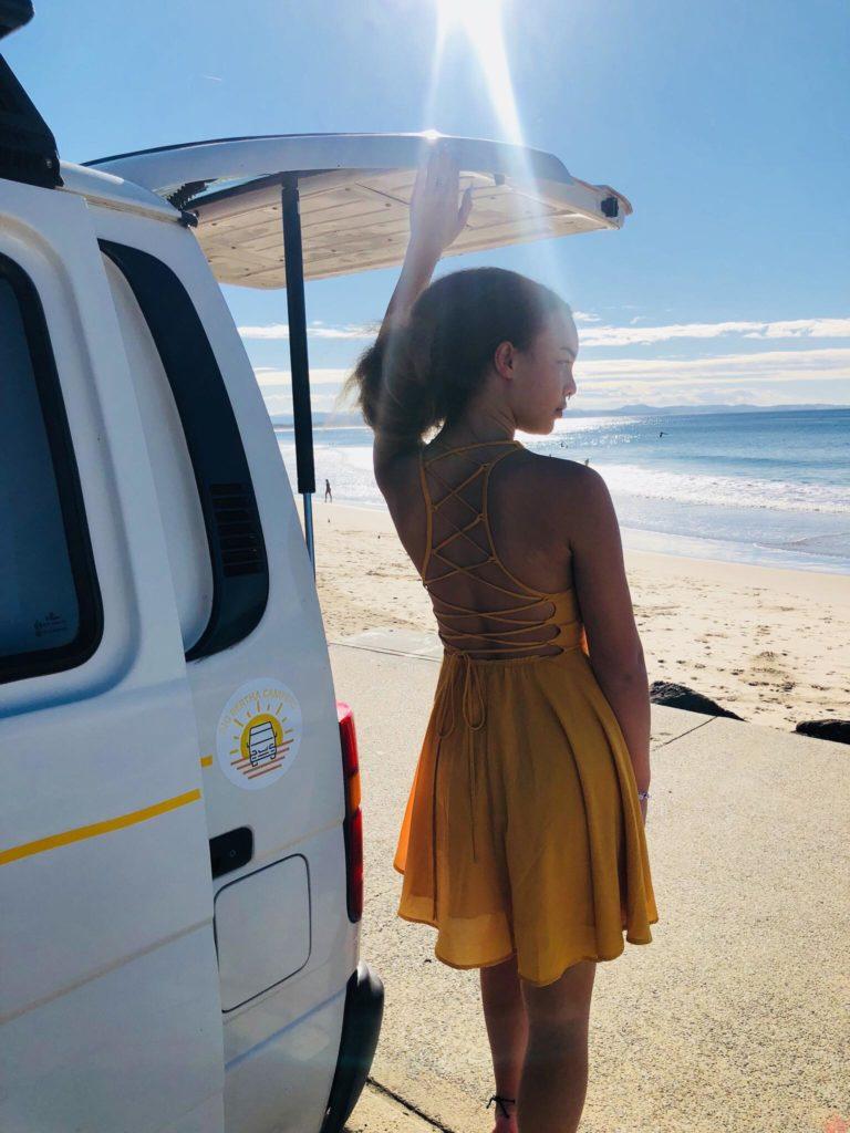 gold coast campervan hire